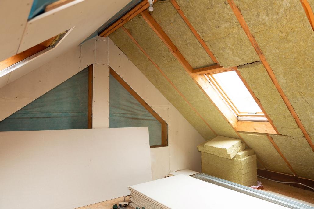 Isolation toiture Le Bouscat avec l'artisan YOAN BOUCHE
