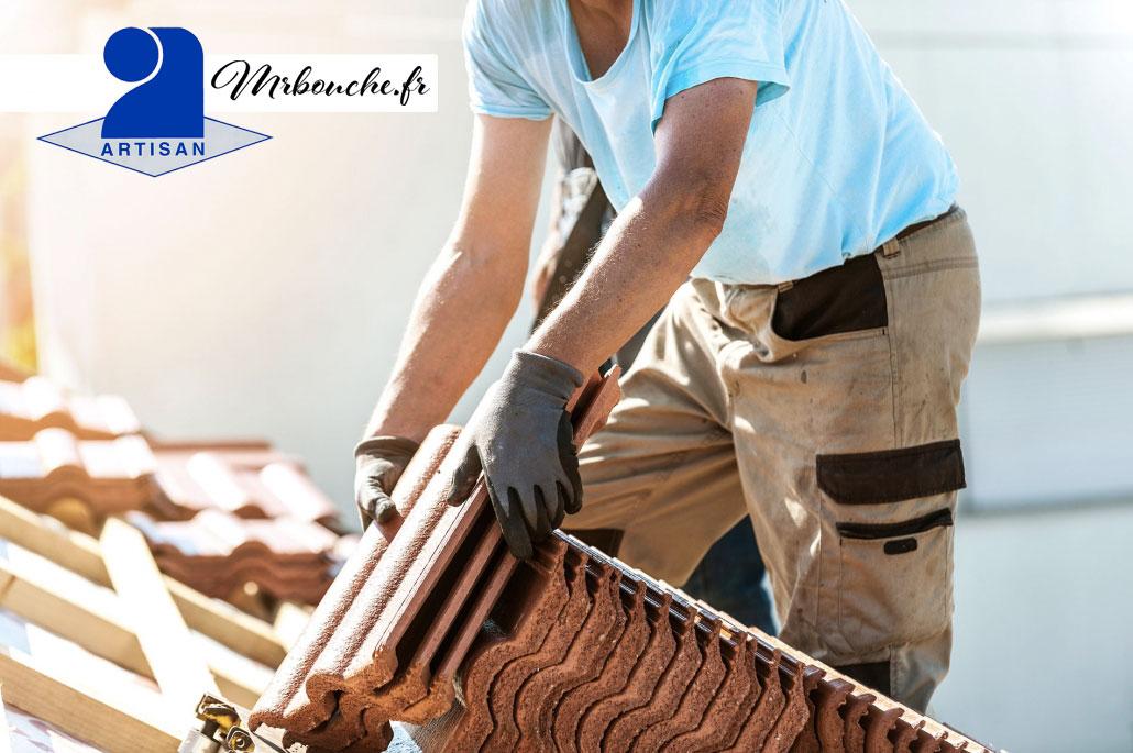 Réparation toiture Mérignac 33700