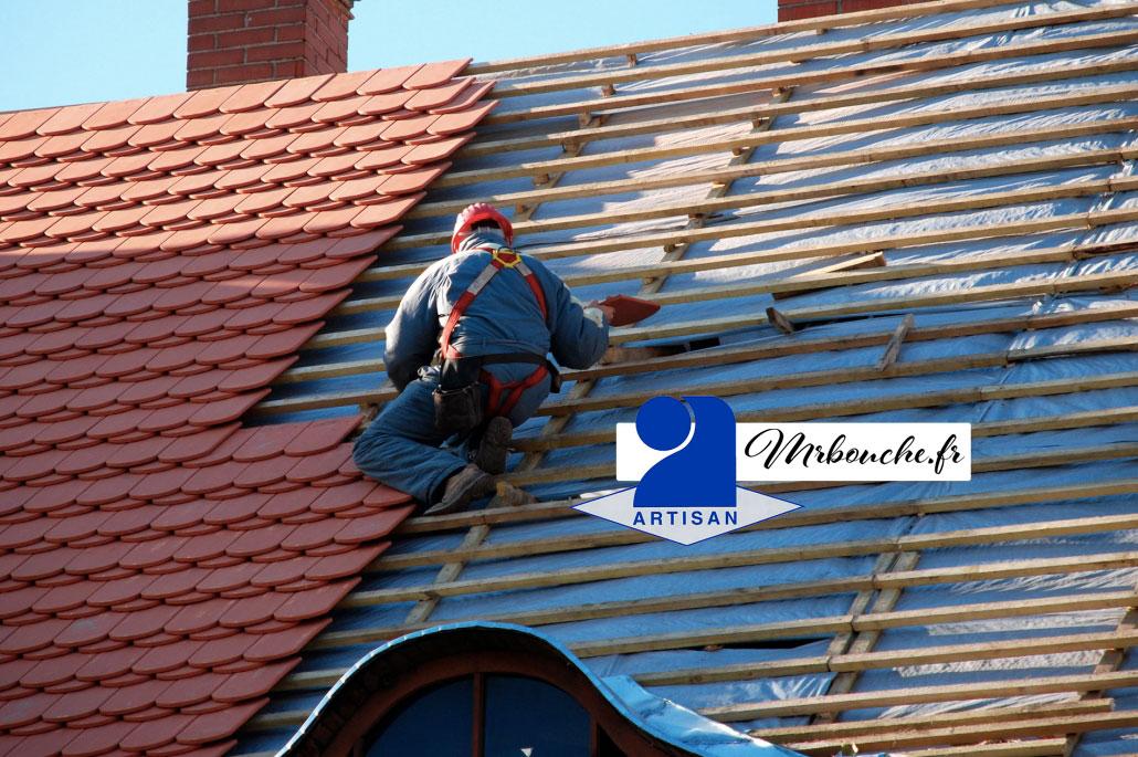Remplacement toiture Mérignac 33700