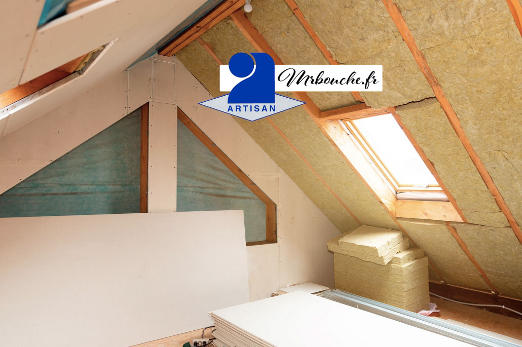 Isolation toiture Mérignac 33700