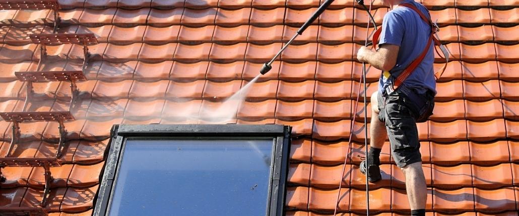 Nettoyage toiture Mérignac 33700
